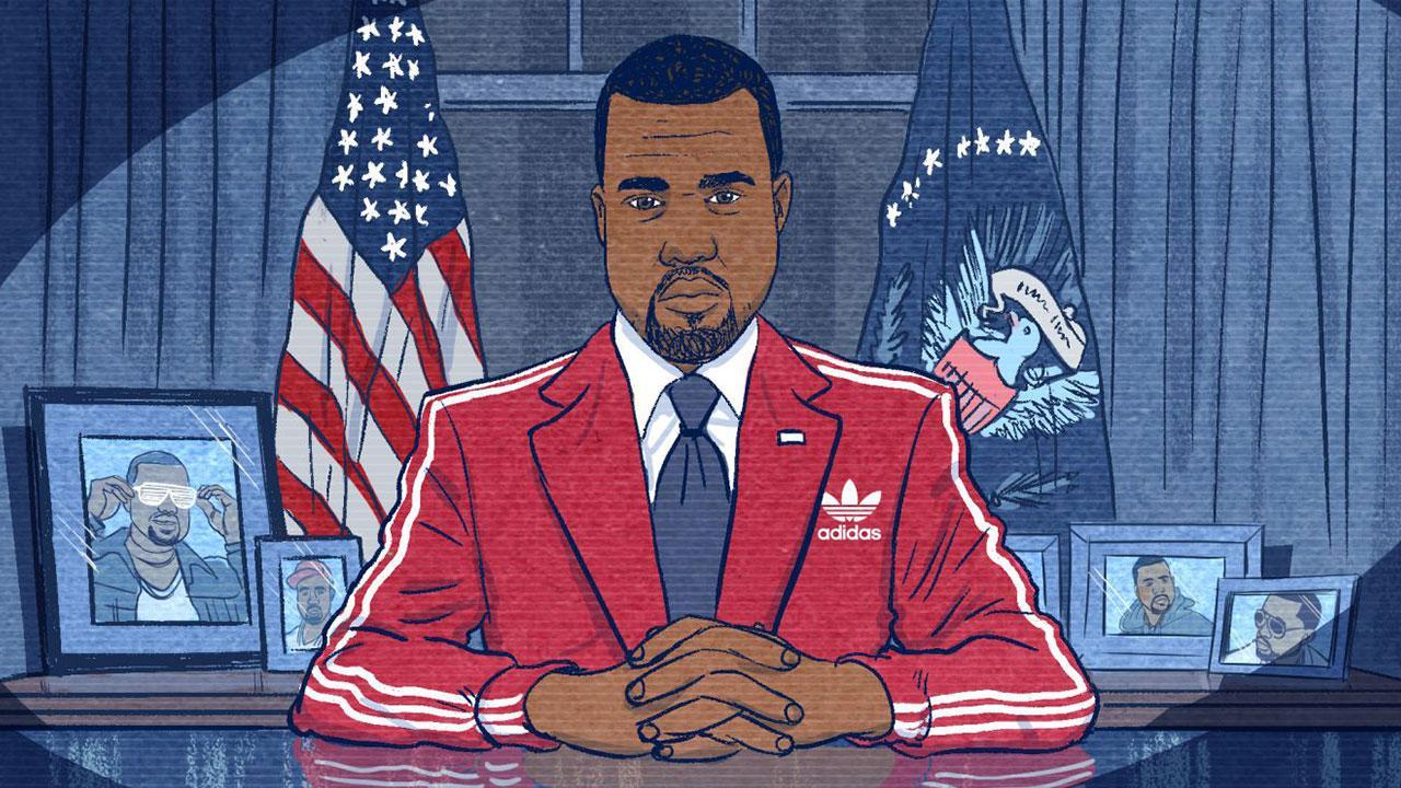 Kanye West President 2024