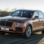Le Suv Bentley Bentayga Se
