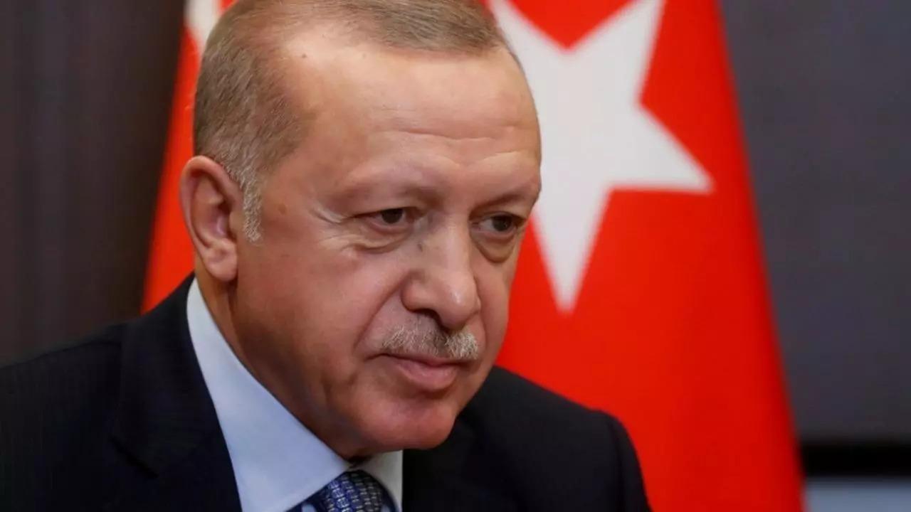 Président Recep Erdoğan
