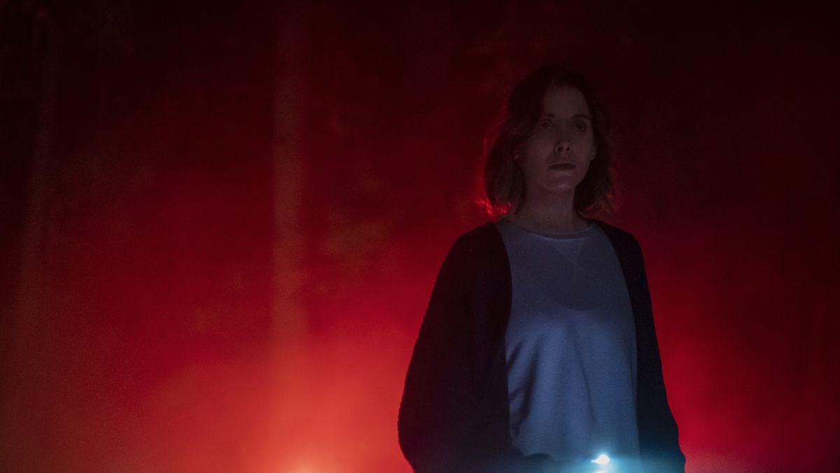 Alison Brie dans le rôle de Michelle dans THE RENTAL de Dave Franco