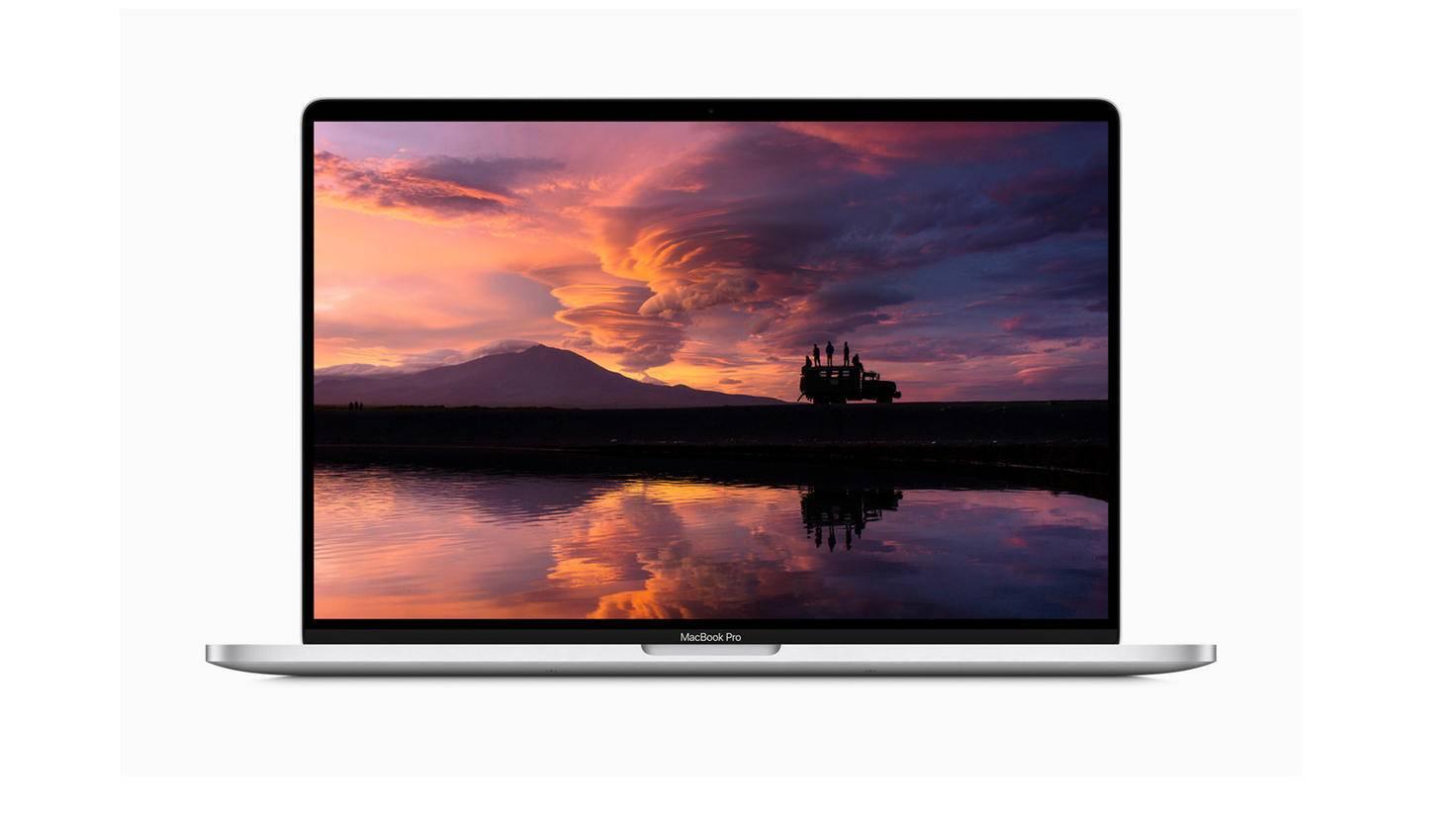écran macbook pro 16