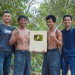 Les Youtubers Qui Construisent Des Structures Primitives Dans La Jungle