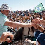 """Bolsonaro: Rien à Craindre: Les Brésiliens Devraient """"affronter Le Virus"""""""