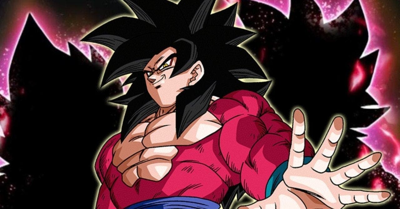 Le Rituel Ssj4 Limit Breaker Rejoint Officiellement Dragon Ball Heroes