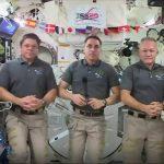 Commencez Le Soir: La Capsule Space X Peut Revenir