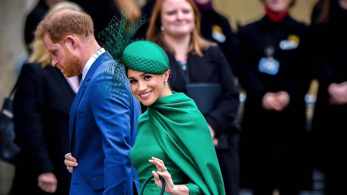 """Le Fonds """"sussex Royal"""" Est Dissous: Meghan Et Harry Font"""