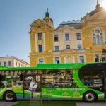 Byd Livre Une Flotte De Bus électriques En Hongrie