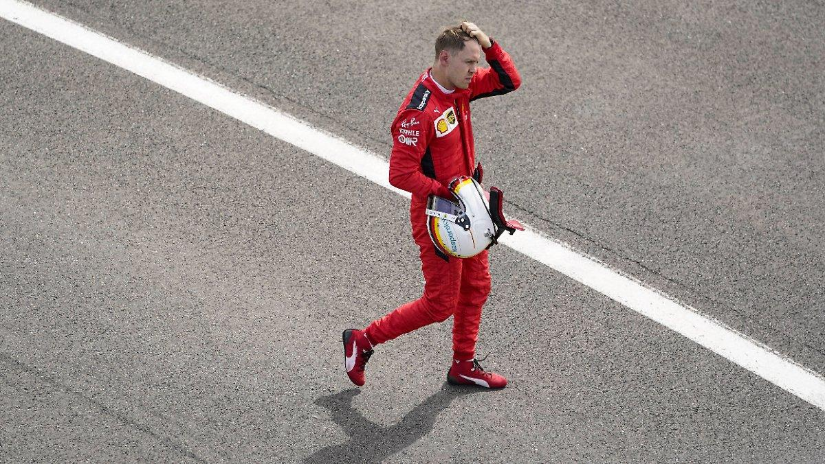 Inégalités Chez Ferrari?: Sebastian Vettel Remet Tout En Question