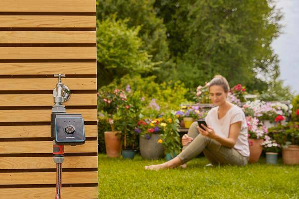 Les Nouveaux Produits De Jardin Reposent Sur La Technologie Bluetooth