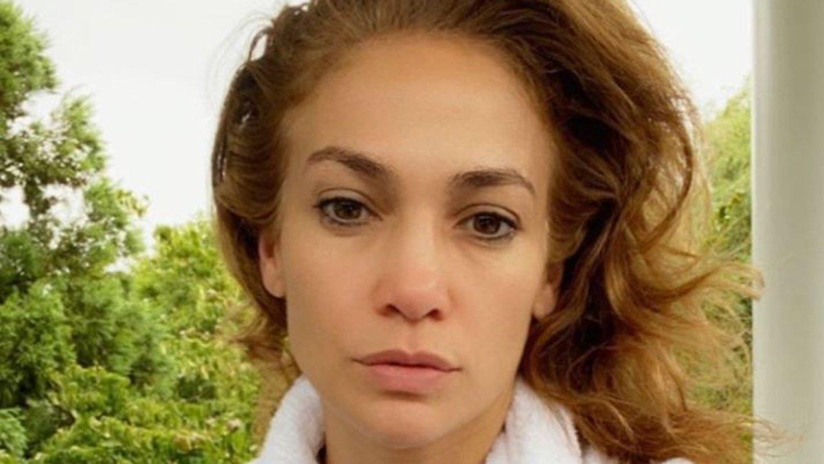 51? Vraiment Maintenant?: Jennifer Lopez Ne Porte Pas De Maquillage