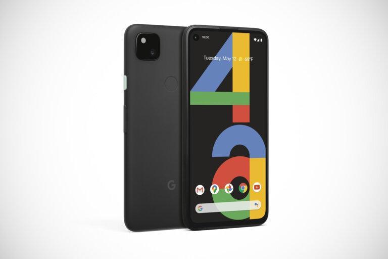 Google Pixel 4a Officiellement: L'iphone Se Pour Android?