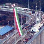 Après Un Effondrement Avec 43 Morts: Gênes Inaugure Un Nouveau
