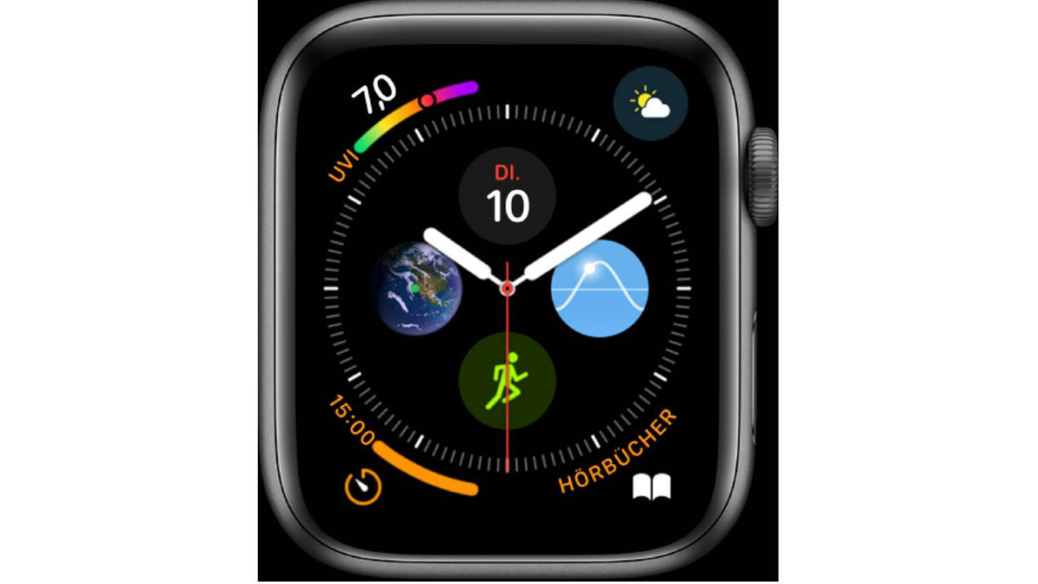 Infographie Apple Watch