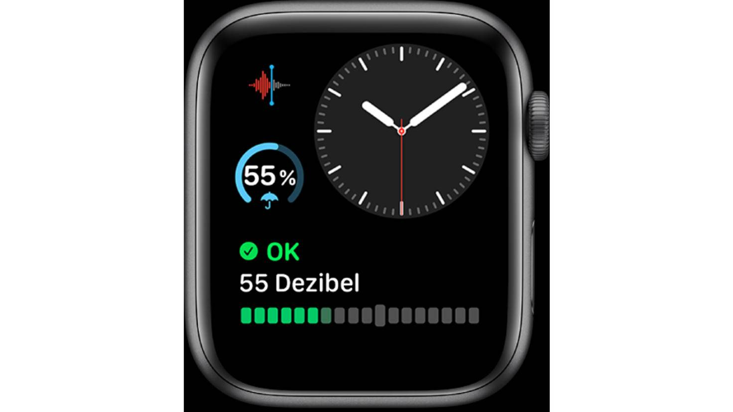 Apple Watch modulaire compacte