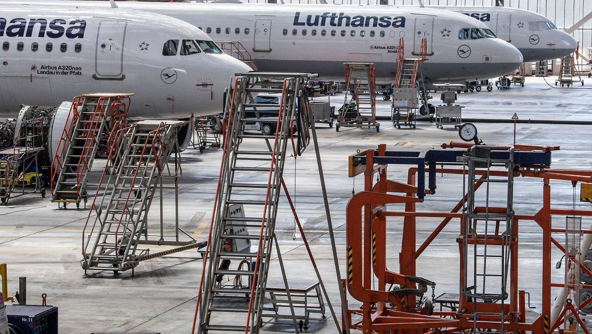 L'effort Massif Des Compagnies Aériennes: Comment Les Avions Survivent à