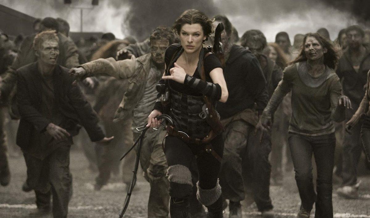 Les Six Films De Resident Evil Sortent Dans Un Coffret