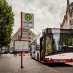 La Ville De Hambourg Aura 530 Bus électriques