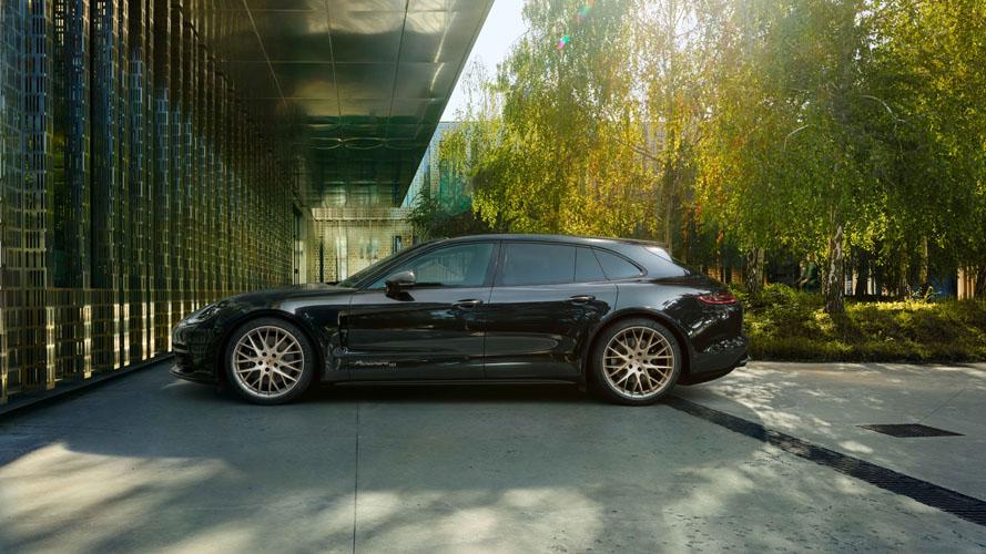 L'édition commémorative de la Porsche Panamera 10 ans