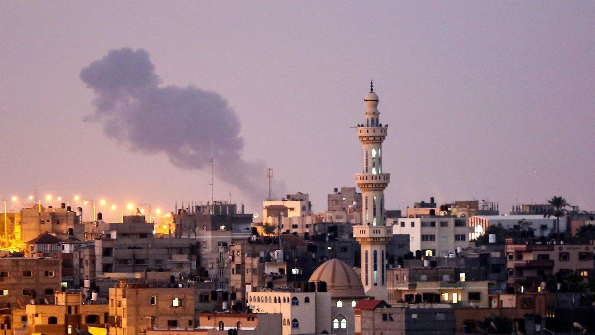 Cibles Abattues à Gaza: Israël Répond Aux Attaques De Ballons