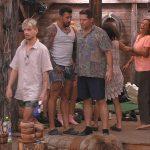 """""""celebrity Big Brother"""" Jour 15: Escalade Dans La Forêt"""