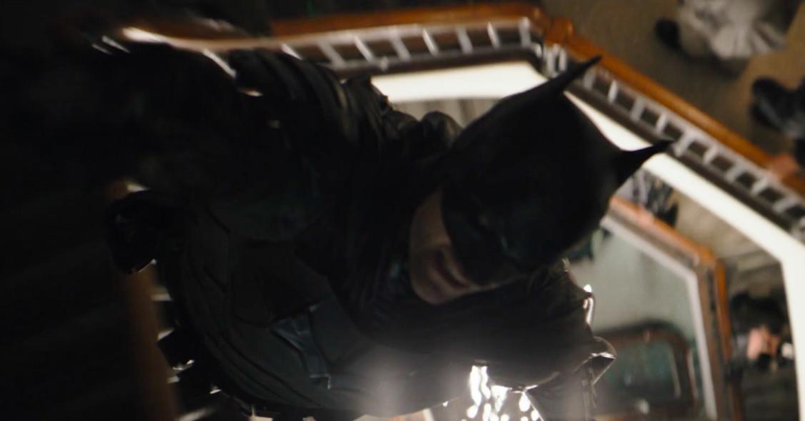 Décomposer La Première Bande Annonce De The Batman