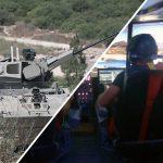 Le char Carmel d'Israël est contrôlé avec une manette Xbox et son intérieur ressemble à une salle de jeux