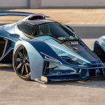 Le Rival De Bugatti? Delange Renaît Avec Un Hybride Super