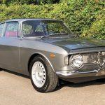 Alfa Romeo Giulia Gta 1300 Junior Par Alfaholics. Œuvre D'art?