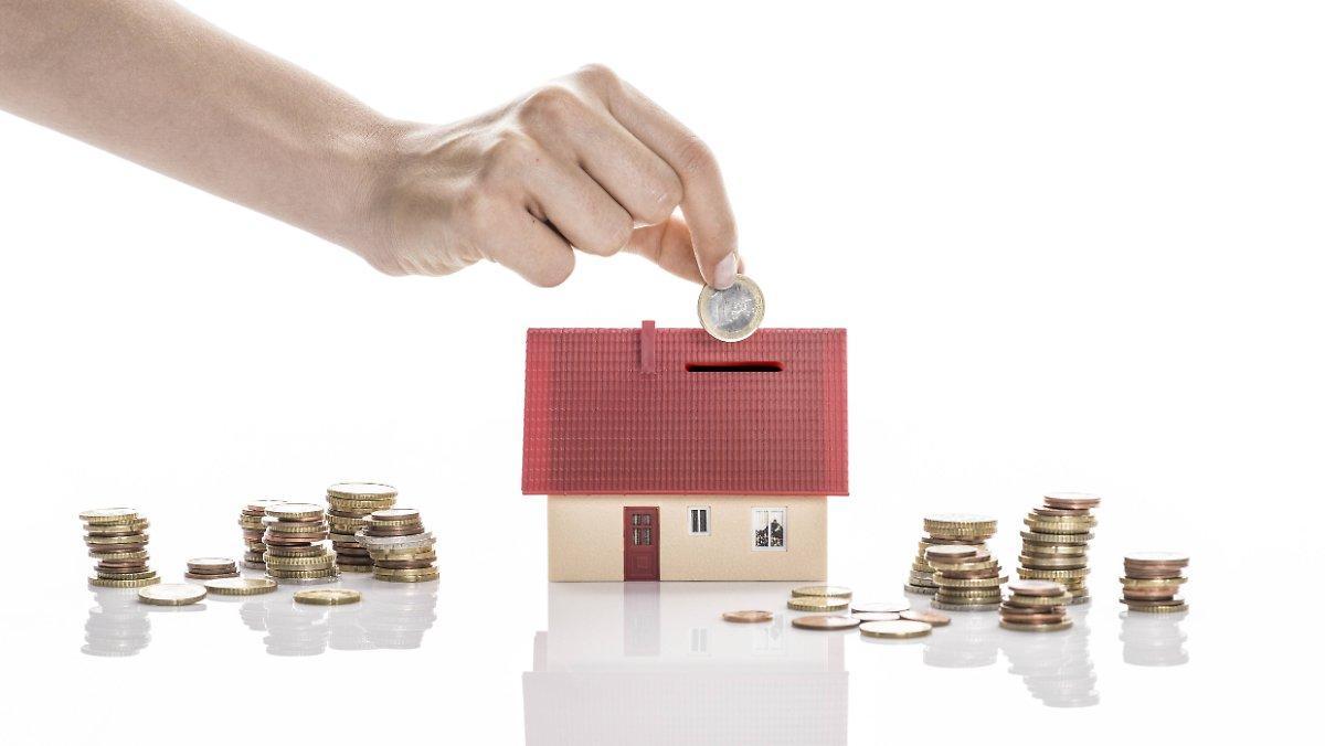 Épargner Ou Financer?: Pour Qui Les Contrats De Crédit Immobilier