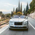 Edition Très Spéciale! Rolls Royce Dévoile Le Dawn Silver Bullett