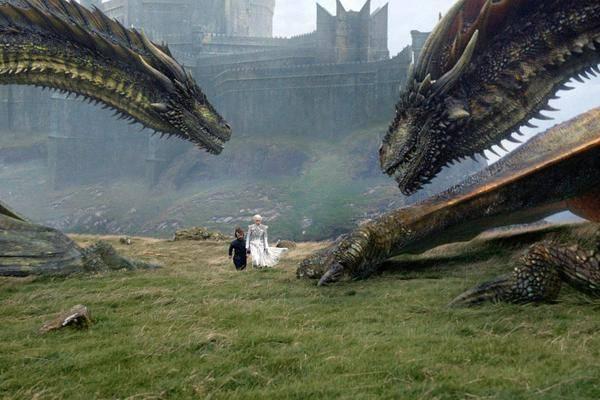 """""""maison Du Dragon"""": """"eu"""" Spin Off Recherche Les Princes Targaryen"""