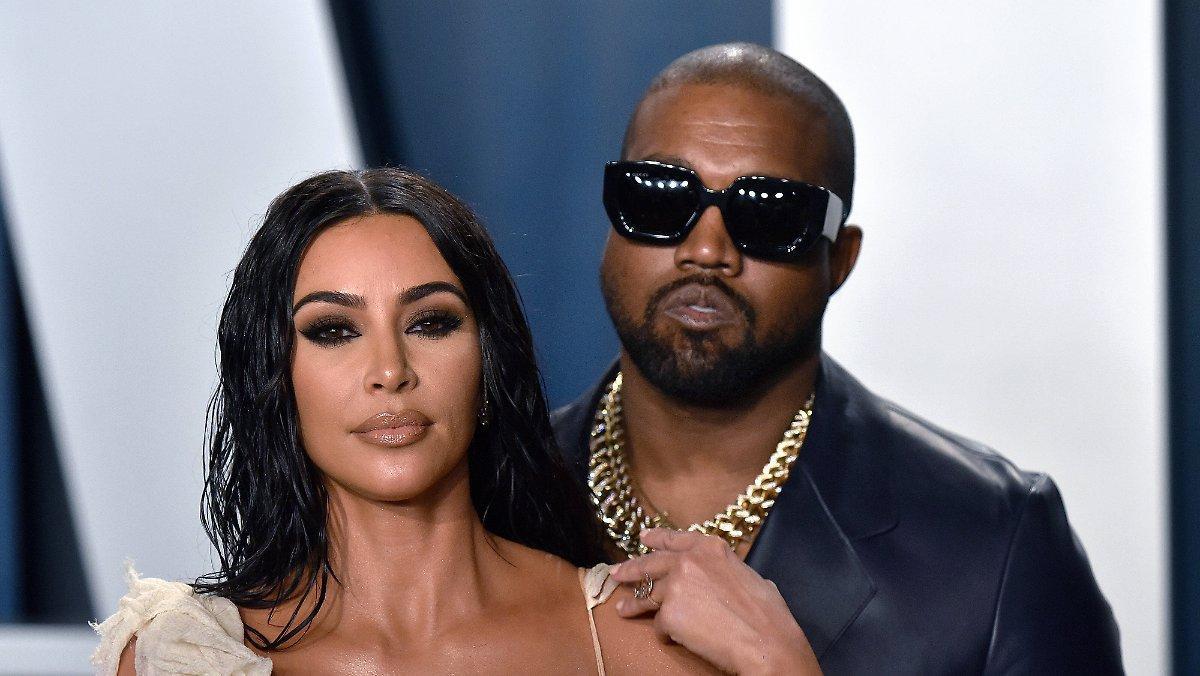 Campagne Break?: Kanye West Retourne Dans Sa Famille