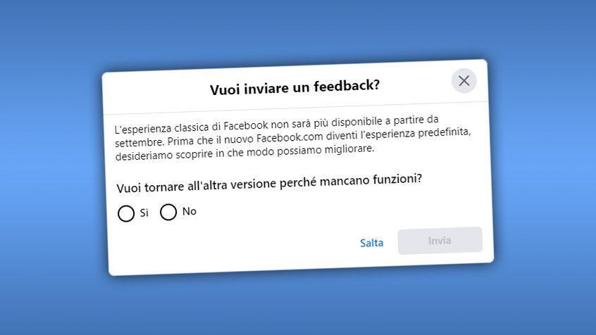 En Septembre, L'ancien Look Facebook Disparaîtra à Jamais