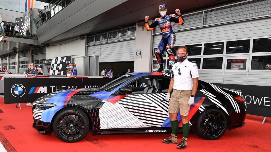 Miguel Oliveira! Première Victoire En Moto Gp Et Remporte également