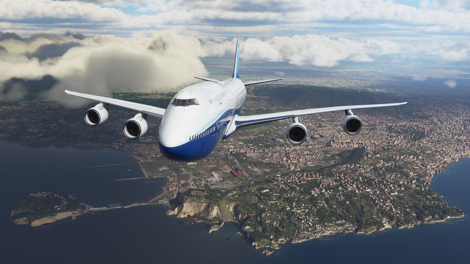 Parce Que Tout Le Monde Parle De Flight Simulator 2020,