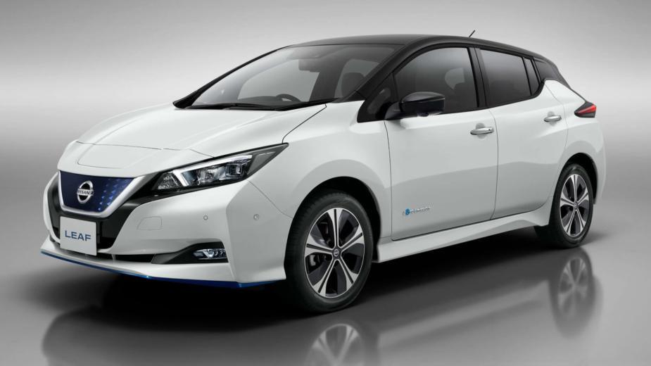 5000 Nissan Leaf Ont Déjà été Vendues Au Portugal