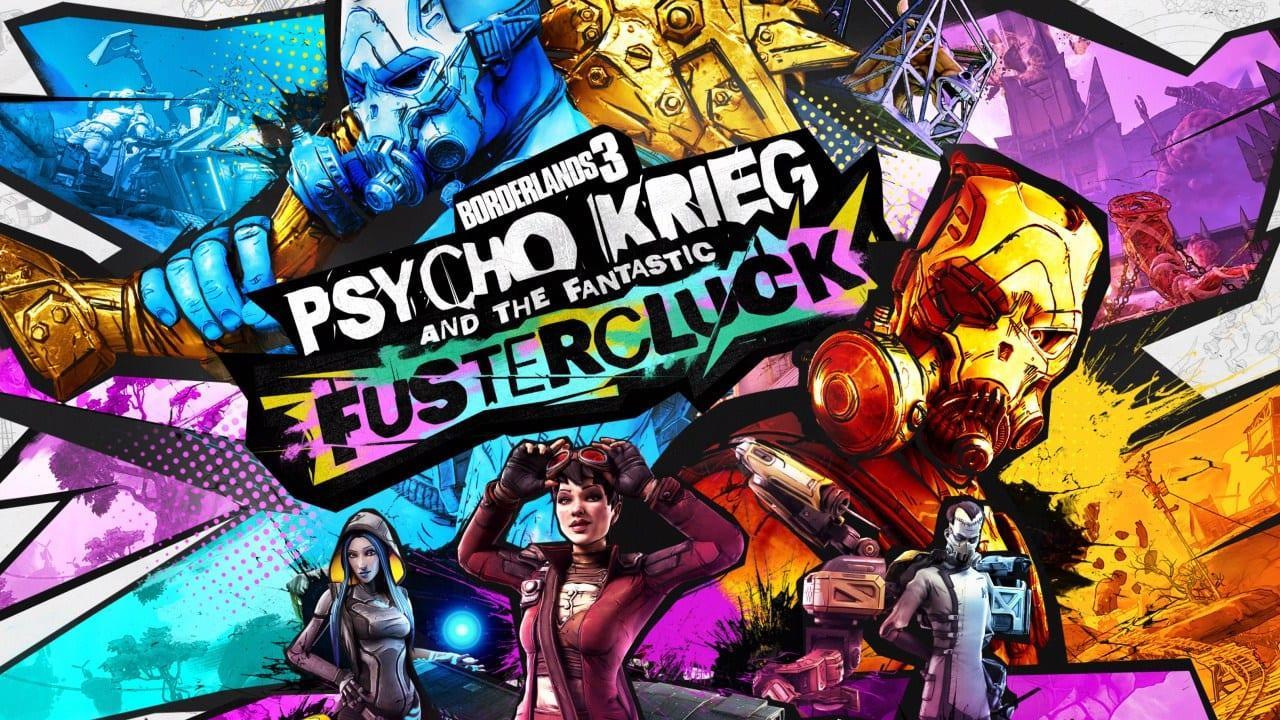 Psyco Krieg And The Fantastic Fustercluck Est Le Nouveau Dlc