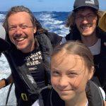 Greta Thunberg De Retour à L'école Après Une Année De