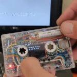 Le Spectrum, plus vivant que jamais: cette merveille est TZXDuino, une carte Arduino dans une cassette pour charger le logiciel dans le ZX d'origine