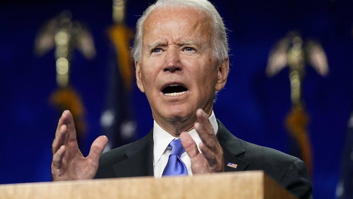 """Convention Républicaine: Sénateur: Biden """"versera Notre Sang"""""""
