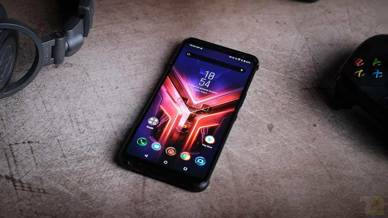 La Variante Asus Rog Phone 3 8 Go De Ram