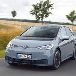 Joie à Wolfsburg. La Volkswagen Id.3 Fait 110 Km De