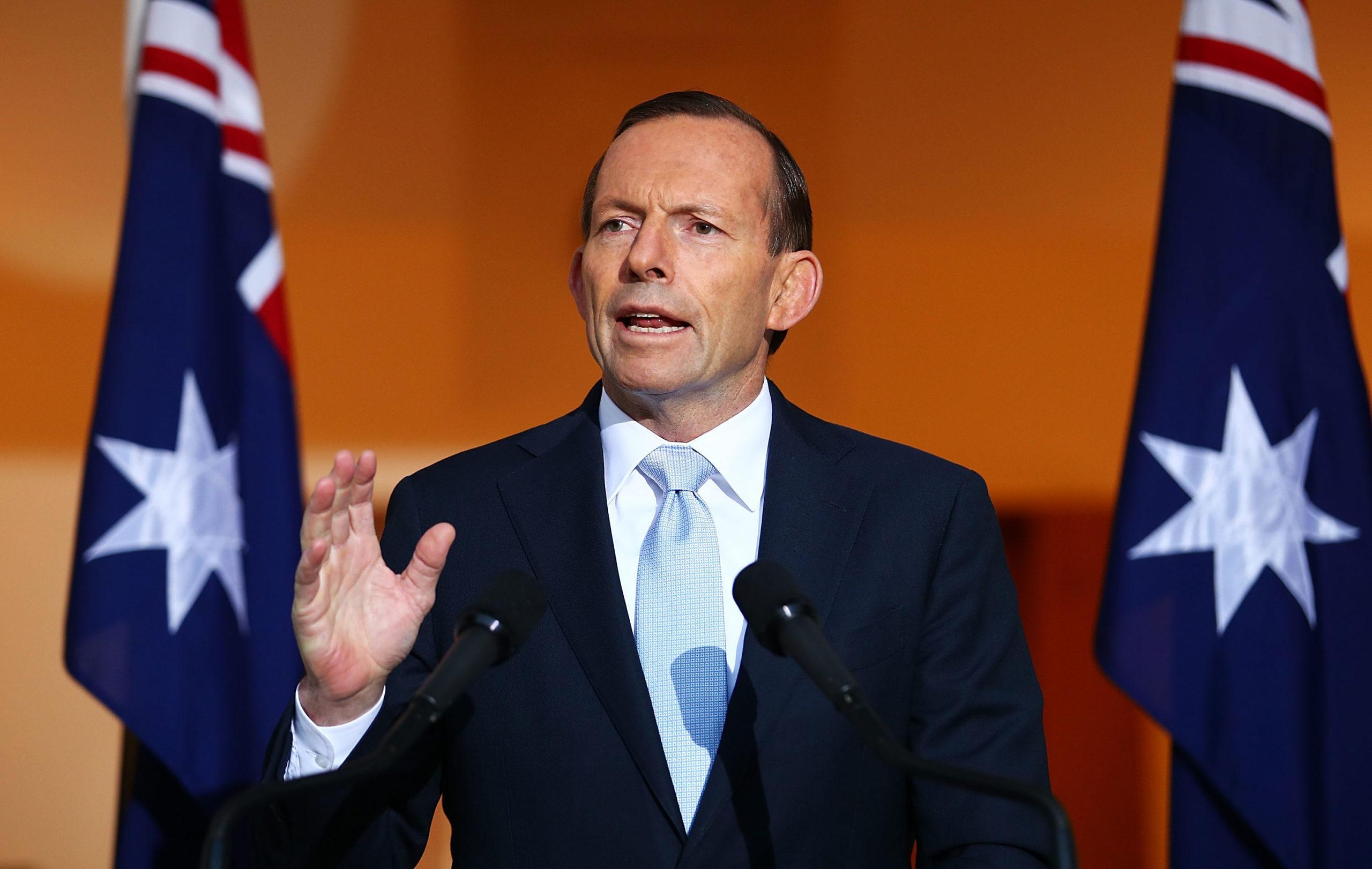 Un Ancien Premier Ministre Australien Anti Lgbt Embauché Par Le Royaume Uni