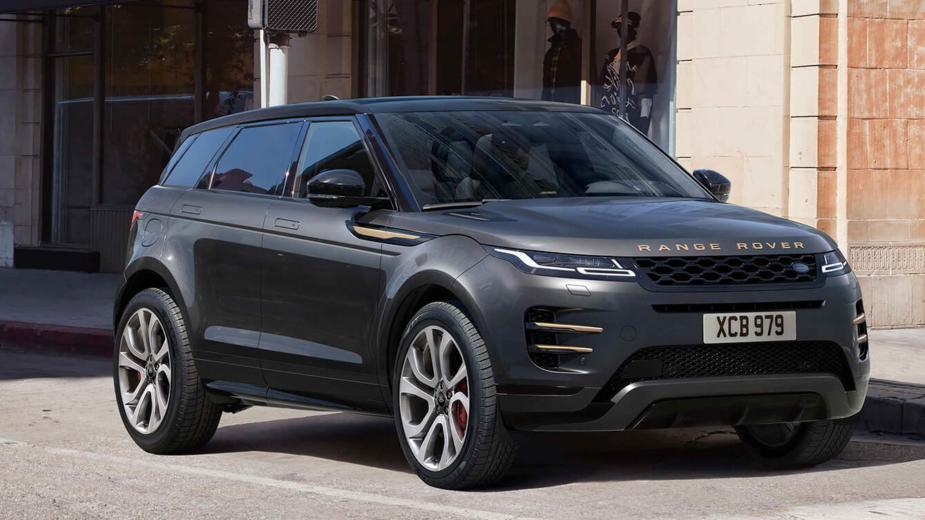 Land Rover Discovery Sport Et Range Rover Evoque. Nouveaux Moteurs,