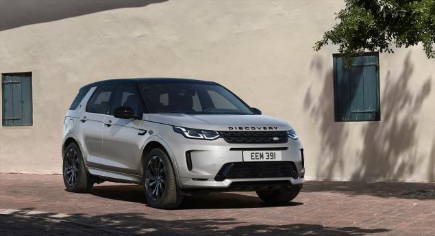 Évoquer Et Découvrir. Land Rover Renouvelle Son Suv Compact Le