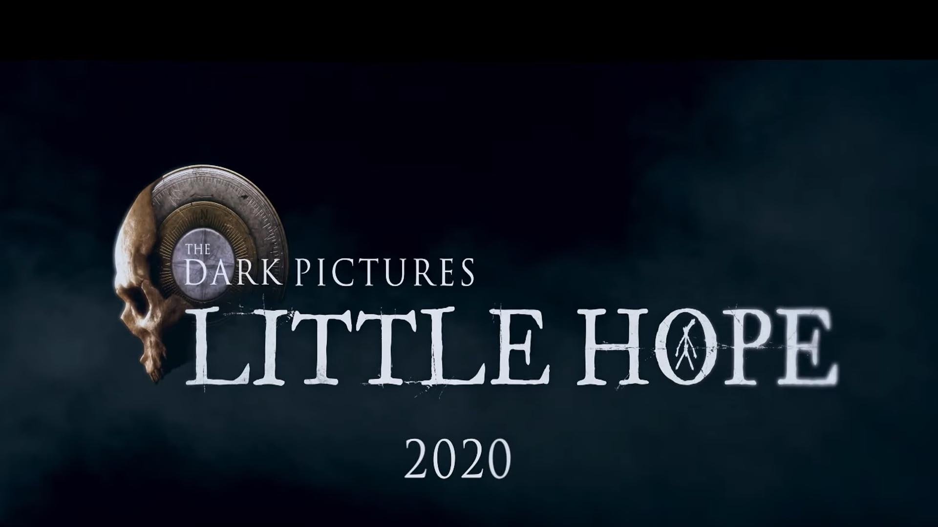 Nouvelle Bande Annonce Interactive Pour The Dark Pictures Anthology: Little Hope