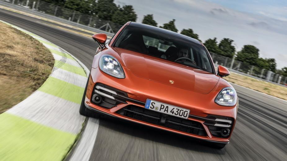 Porsche Panamera Rénovée. Adieu Turbo, Bonjour Turbo S Et Tous