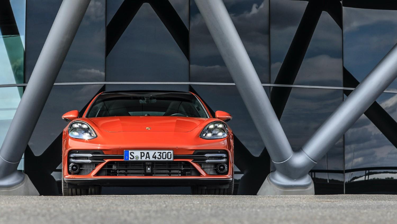 La Porsche Panamera 4S E-Hybrid Sport Turismo
