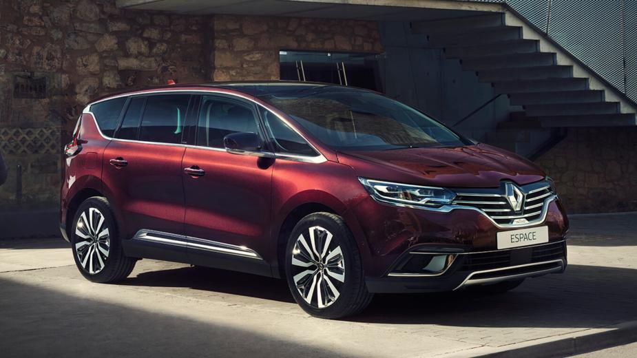 Renault Espace Renouvelé Est Arrivé Au Portugal. Tous Les Prix