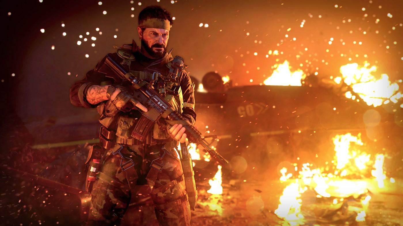 Événement de bande-annonce de Call of Duty Black Ops Cold War